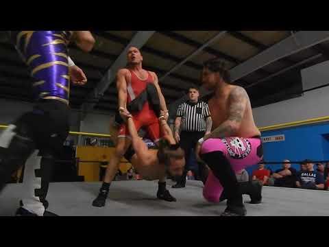 Julien Young vs Chip Chambers vs Covey Christ vs Matt Angel