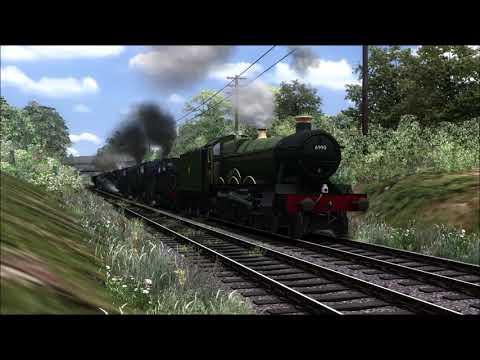 Train Simulator 2019: Standard Gauge Preserved Railway Steam Locomotive Compilation  