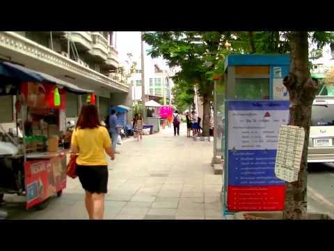 2017 曼谷自由行 - BTS Chong Nonsi 空鐵站 ช่องนนทรี 步行往建興酒家Somboon及 Patpong 夜市紅燈區