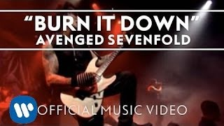 Avenged Sevenfold - Burn It Down (Regular Version) [Official Music Video]