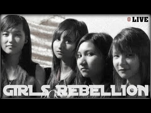 GirlS Revellion- Barpeta Bodo Rock Clash