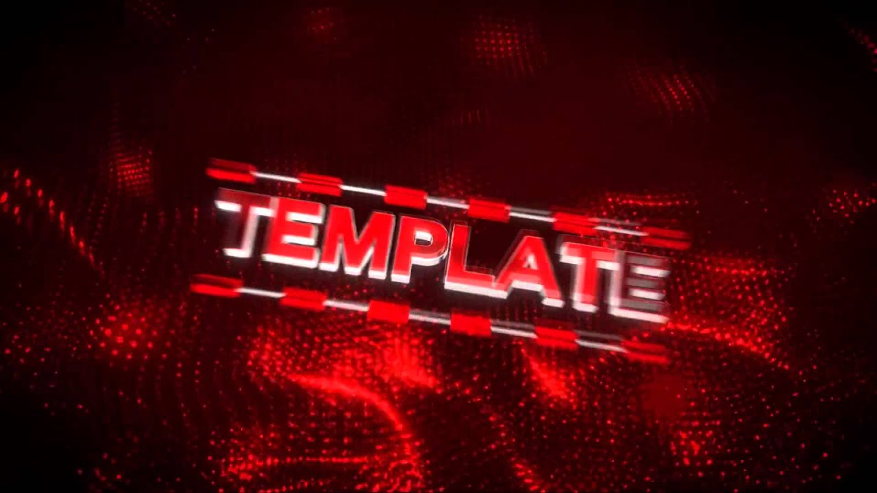 Blender Intro Templates | Free Blender Intro Template Download Hd 44 Youtube