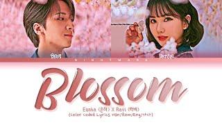 GFRIEND Eunha (여자친구 은하) & VIXX Ravi (빅스 라비) - 'Bloss…