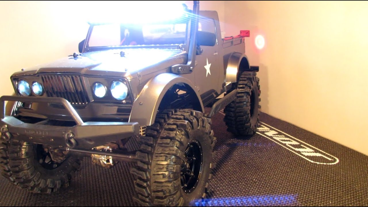 Rc Project 2 Axial Jeep Nukizer 715 Vaterra Ascender
