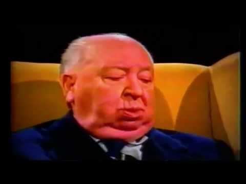 Alfred Hitchcock Tom Snyder Tomorrow  1973
