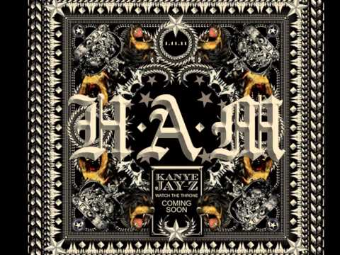 Jay-Z & Kanye West - N****s In Paris (Instrumental)