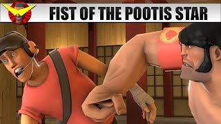 Fist Of The Pootis Star