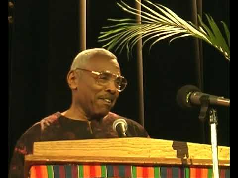 Dr Anderson Thompson: ASCAC Lecture