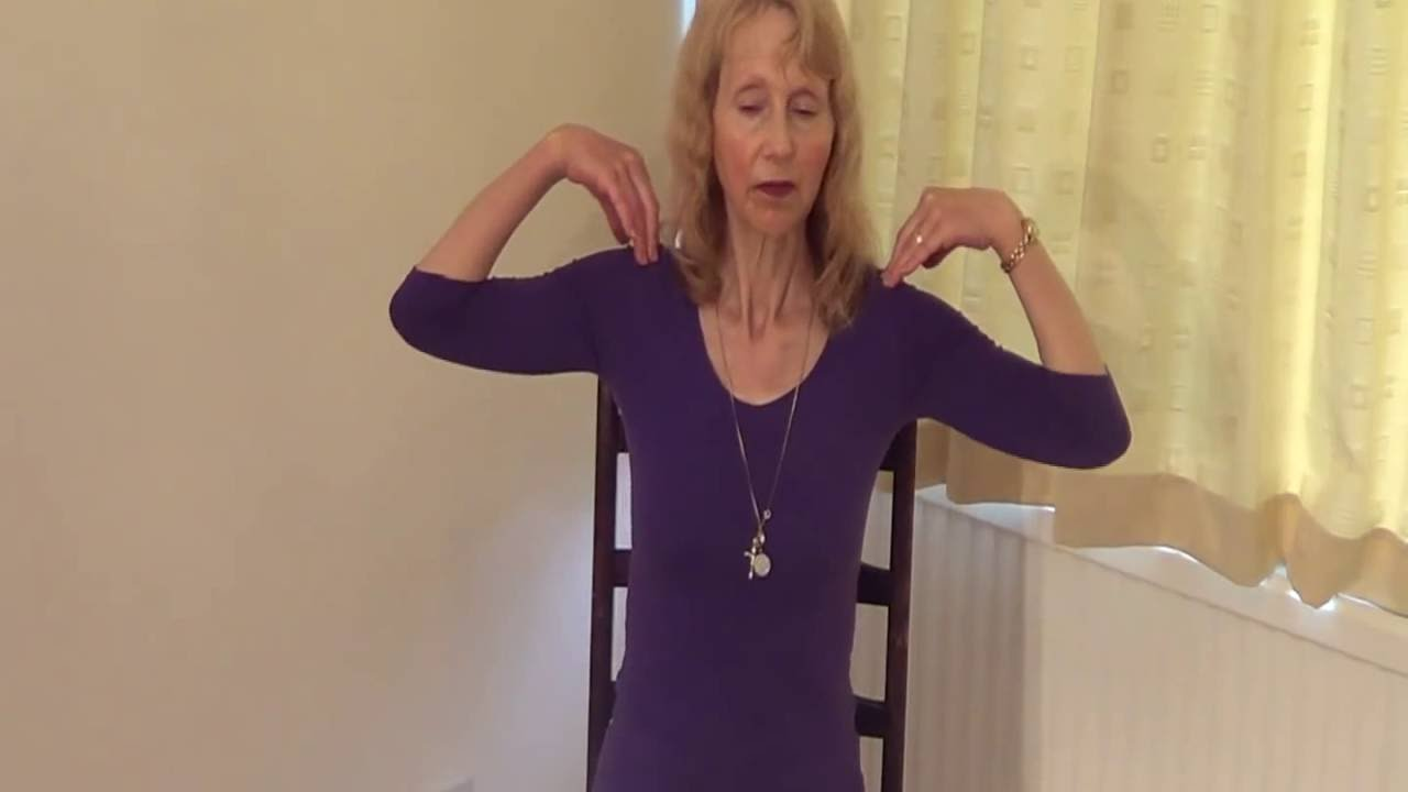Chair yoga elderly - Chair Yoga Severe Arthritis Elderly Part 1 Yoga Can Help Heal Series