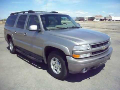 2001 Chevrolet Suburban Z71 0165