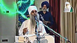 Bulle Shah De Murshad - 1st Barsi Sant Baba Balwant Singh Ji Sihode Wale - 24 July 2015