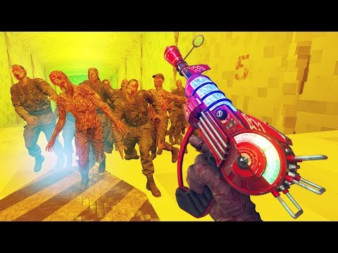 'NEW' STAIRWAY TO HELL REBORN! (Call of Duty Custom Zombies) thumbnail