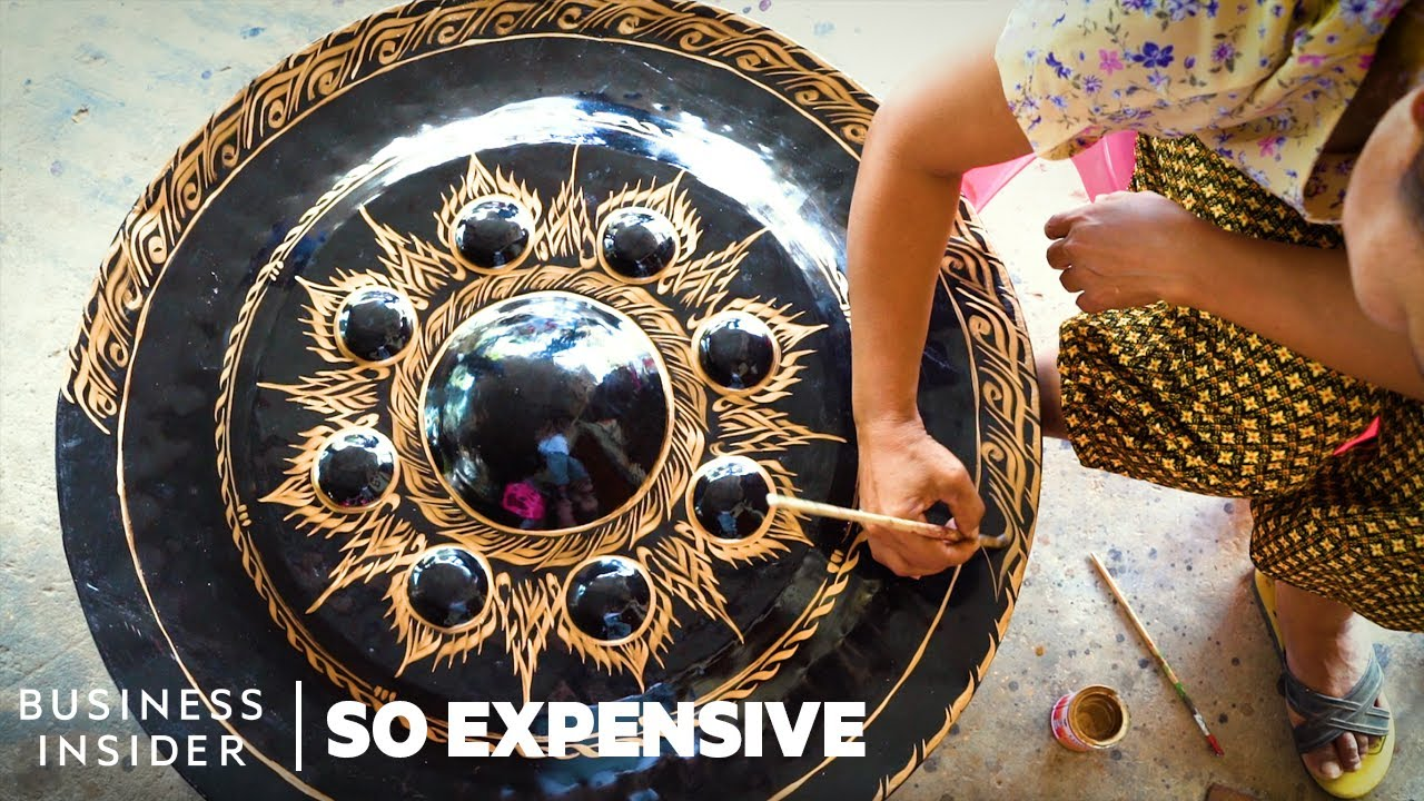 Why Gongs Are So Expensive | So Expensive