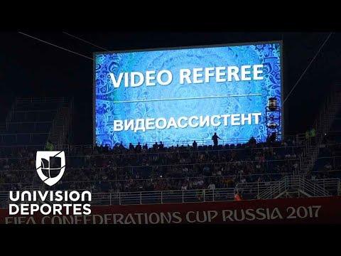 """Federación anunció que la inclusión del VAR en la Liga MX está """"en proceso de análisis"""""""