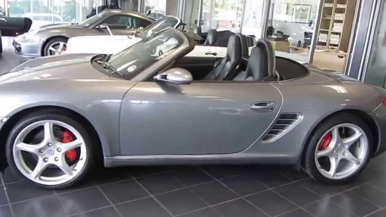 porsche 987 boxster s 2006 at pct porsche now sold youtube. Black Bedroom Furniture Sets. Home Design Ideas