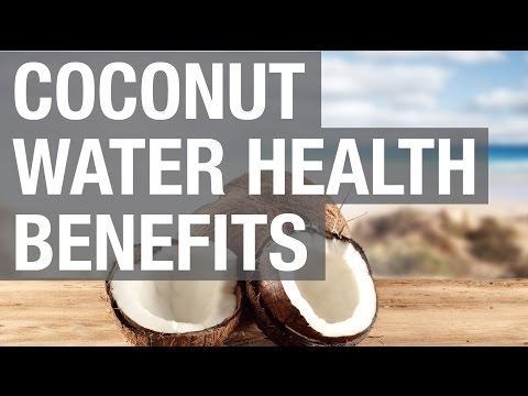 Coconut Water Health Benefits