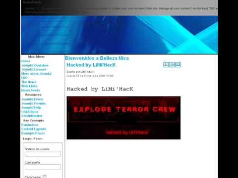 www.belleza.com.ni - Hacked by LiMi'HacK ,  Republic of Kosova / Hacker .