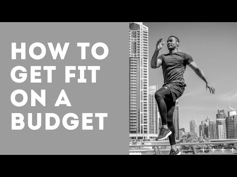 Exercise On A Budget: How To Get Fit On A Budget Without a Gym Membership