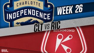 Charlotte Independence vs Richmond Kickers: September 8, 2018