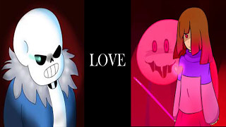 vuclip SANS (Undertale) VS. BETTY (Camila Cuevas Glitchtale) Stronger Than You Parody