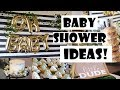 DIY Baby Shower Ideas, Games, and Decorations!!