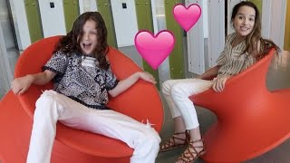 Disney and Nickelodeon in One Day 💕 (WK 328) | Bratayley
