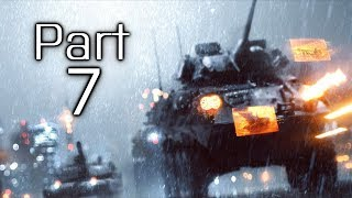 Battlefield 4 Gameplay Walkthrough Part 7 - Campaign Mission 4 - Airfield (BF4)