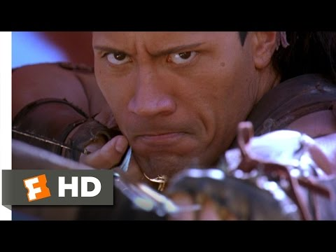 The Scorpion King (3/9) Movie CLIP -...