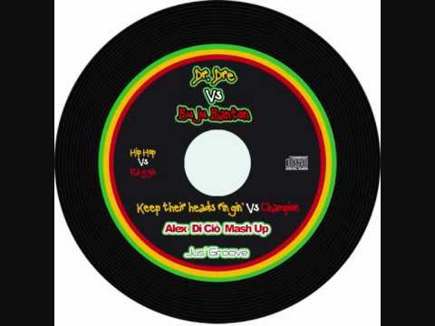 Dr. Dre Vs Buju Banton - Keep Their Heads Ringin' Vs Champion (Alex Di Ciò Mash Up)