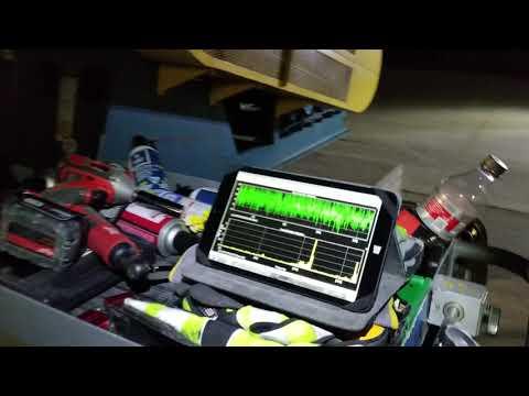 Arduino UNO Vibration Analysis