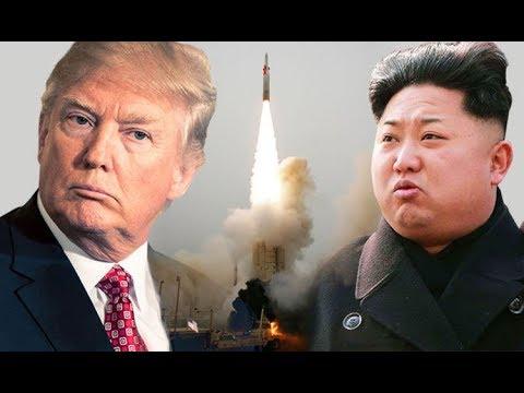 "ALERT !! ""THE U.S IS READY TO STRIKE N.KOREA"" PRESIDENT TRUMP WARNS ""ROCKET MAN"" [DO   NOT TRY US]"