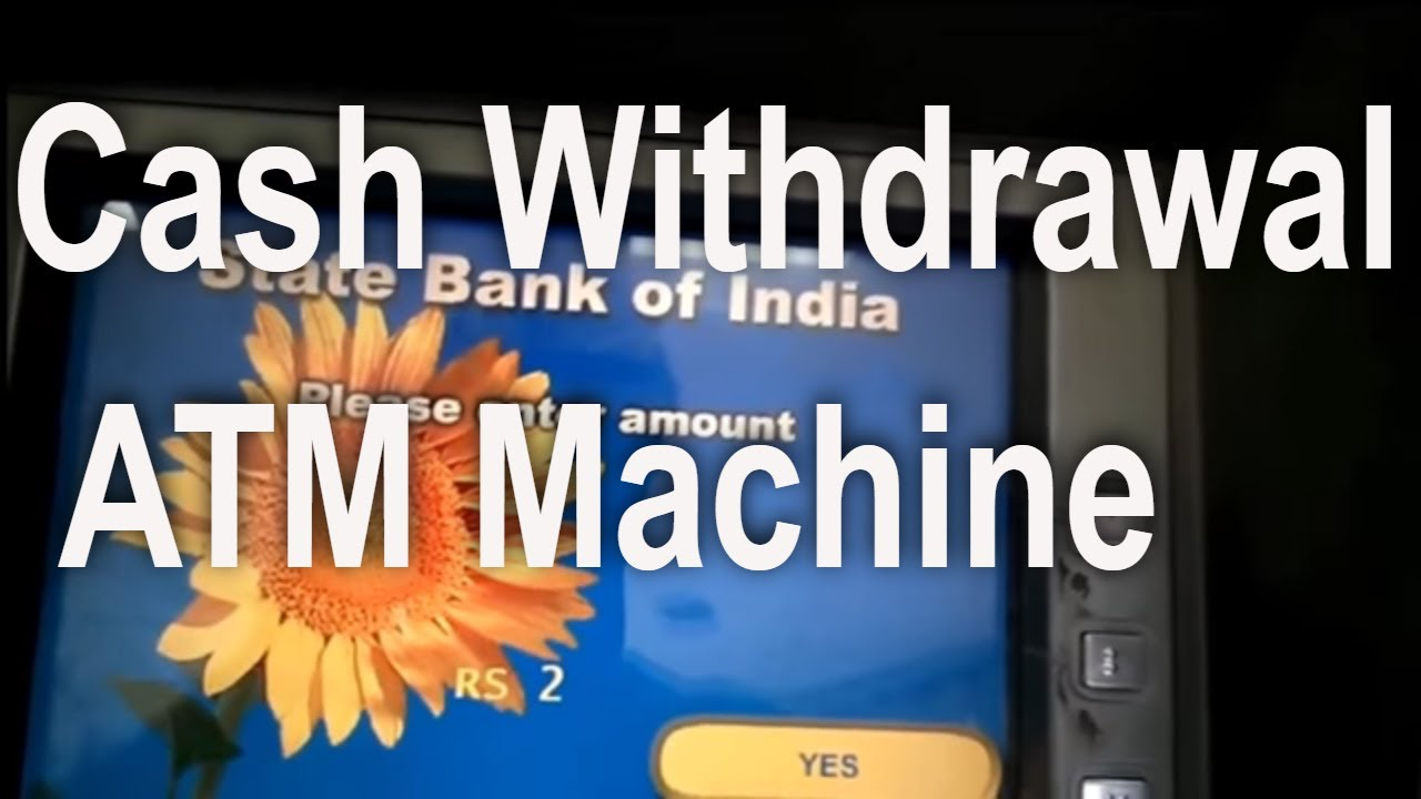 fast cash withdrawal