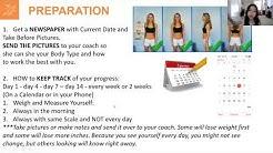 Yor Health 8 week challenge Regimen