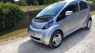 For sale: 2011 Mitsubishi i-MiEV, 100% electric car