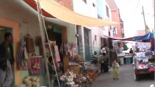 recorrido por las calles de sanfelipe gto