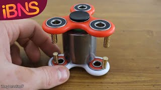 Fun with fidget spinners and super strong magnets! thumbnail