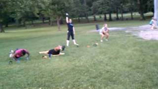 Rochester Bootcamp - Training For Results At Cobbs Hill Park
