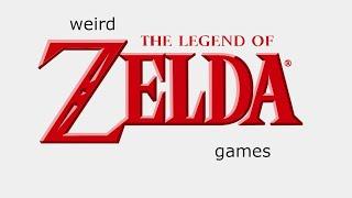 Playing Weird Zelda Games (Zelda Month)