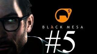 Black Mesa - Ep 5 - Blast Pit Walkthrough - No Commentary