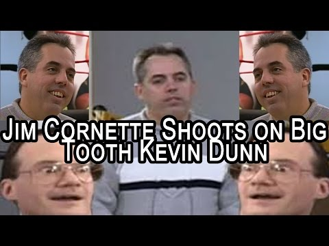 Jim Cornette Shoots on Big Tooth Kevin Dunn