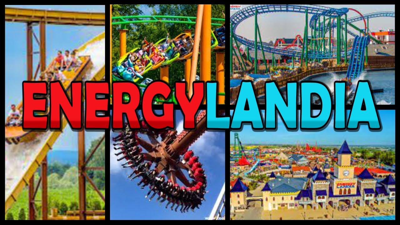 ENERGYLANDIA - Zator - Poland 4K - YouTube