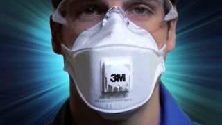 видео Респиратор 3М. Средства защиты органов дыхания