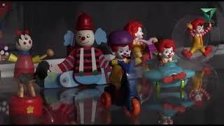 Ветта. Сюжет о коллекции клоунов