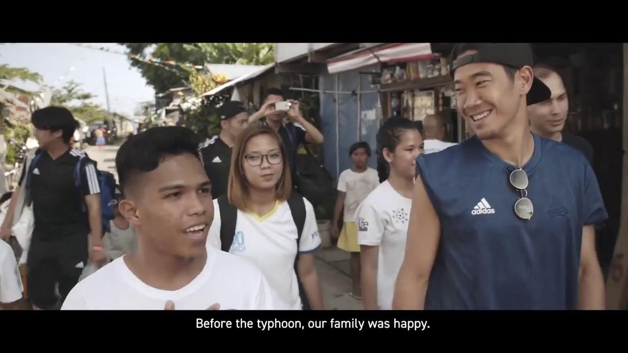 Daniel shares on how Football For Life Academy gave him hope