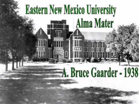 ENMU Alma Mater