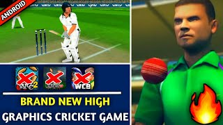 🎉Brand New High Graphics Cricket Game with Osm Features Android 2018   GCL New Update   Teeky Tech