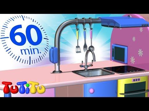 TuTiTu in Română | Bucătărie | Și alte jucării educative | 1 oră special
