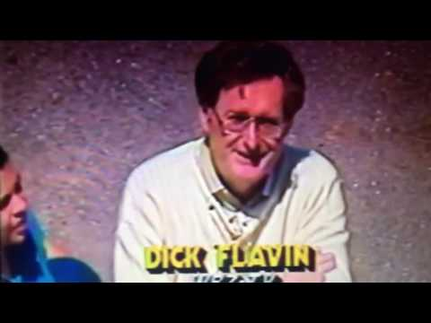 Dick Flavin Invents the Curse of the Bambino June 1986
