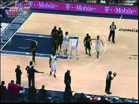 Puerto Rico vs Jamaica Centrobasket 2012 Semifinal Part-2