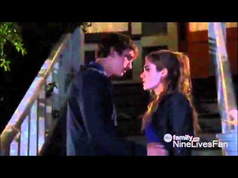Nine Lives Of Chloe King - Alek & Chloe Kiss! {HD}